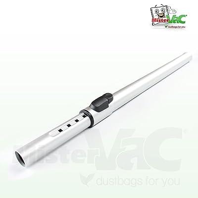 tube aspirateur télescopique Convient Bestron Optimo abg300woe, UPE, SOE,