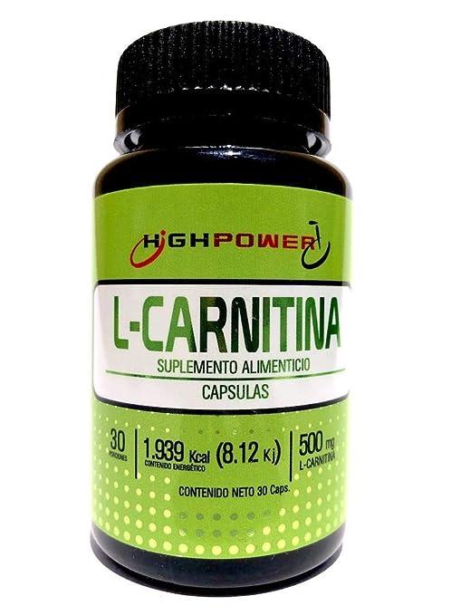 Para que sirve este medicamento carnitina