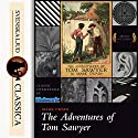 The Adventures of Tom Sawyer Hörbuch von Mark Twain Gesprochen von: John Greenman