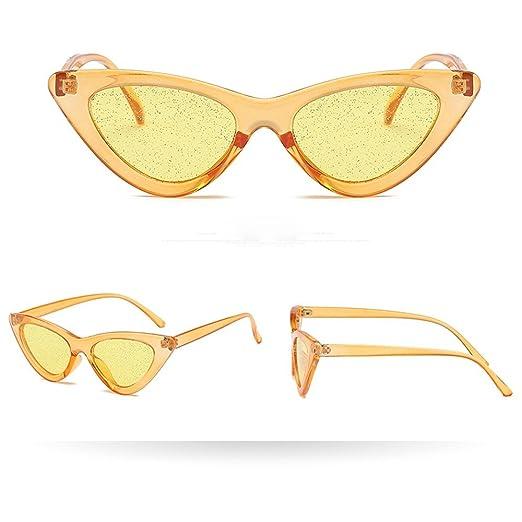 Rumas Gafas de Sol Cat Eye Candy de Colores para Mujer, HD ...