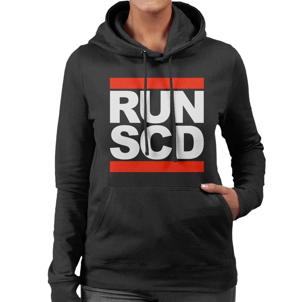 Coto7 Strictly Come Dancing Run SCD Women's Hooded Sweatshirt