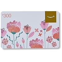 亚马逊礼品卡-贺卡装粉花实物卡