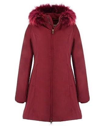 Et Femme Bomboogie Bordeaux Doudoune Accessoires Vêtements IPwTZwq