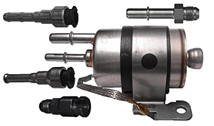 amazon com corvette fuel filter ls1 ls2 ls3 ls6 engine swap kit rh amazon com