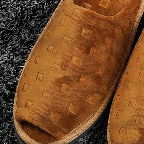 pantofole Pantofole aperte Hotel Club salone di bellezza pantofole cotone cotone non inesauribile antiscivolo casa aspettare boccette bocca pesce 2 pz