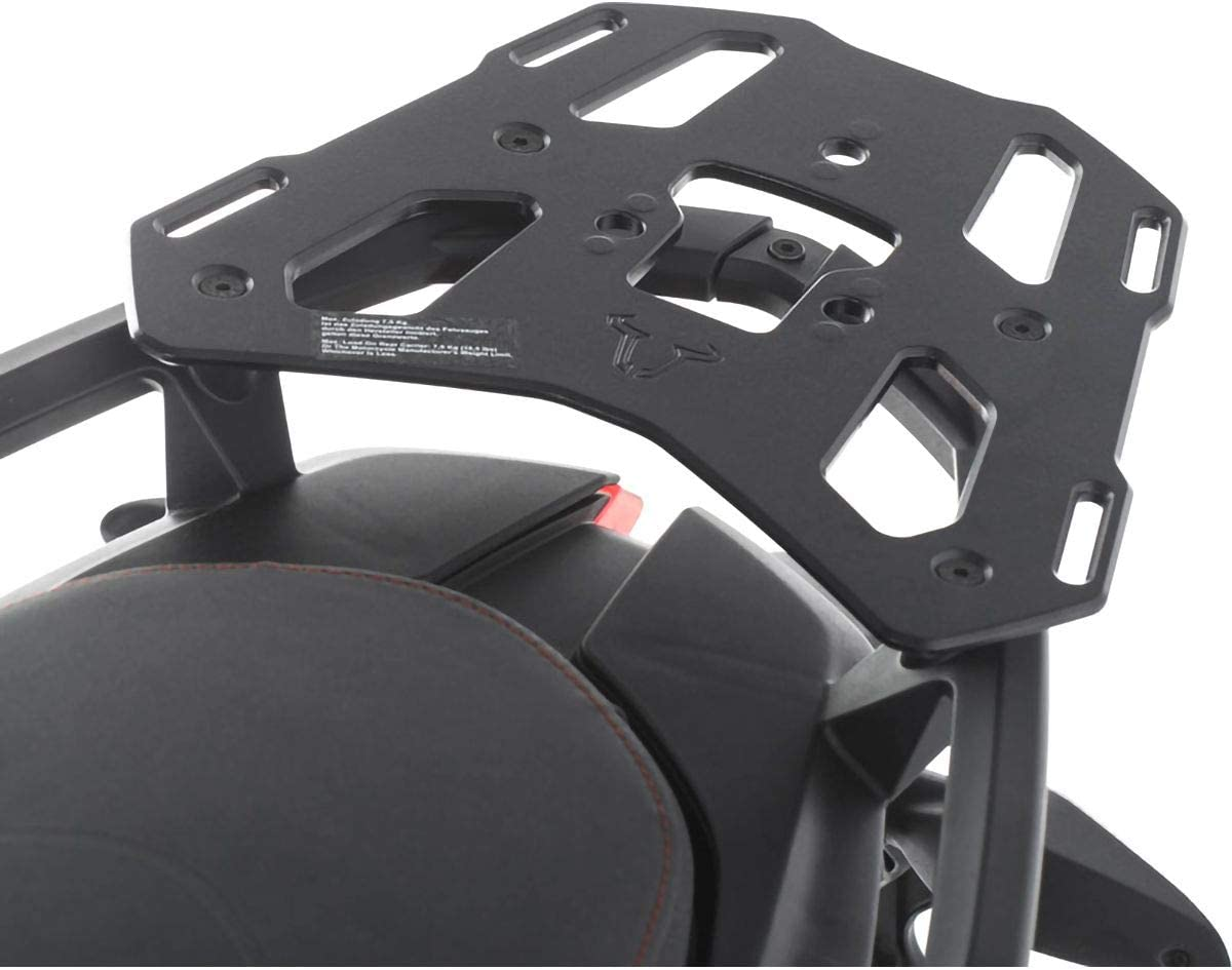 SW-MOTECH Steel Top Rack To Fit Many Top Case Styles for Kawasaki KLR650 08-18