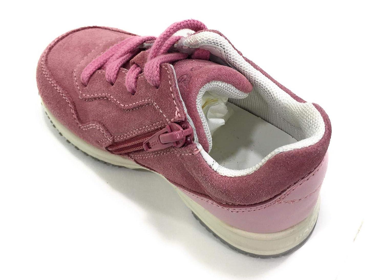 Hogan Interactive Bambina HXT0920V310HB9 Rosa Sneaker Inverno ...