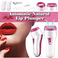 Intelligent Portable USB Lip Plumper Device Oval & Rould 2 in One