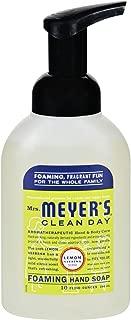 product image for Mrs. Meyer's Foaming Hand Soap - Lemon Verbena - Case of 6-10 fl oz