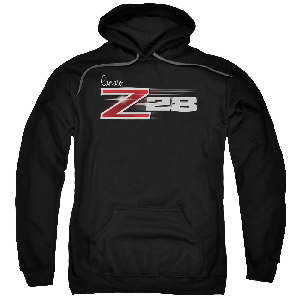 Chevrolet Automobiles Chevy Camaro Z28 Adult Pullover Shirts