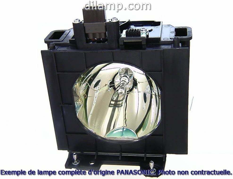 PT-LB30NTU Panasonic Projector Lamp Replacement Projector Lamp Assembly with Genuine Original Philips UHP Bulb inside.