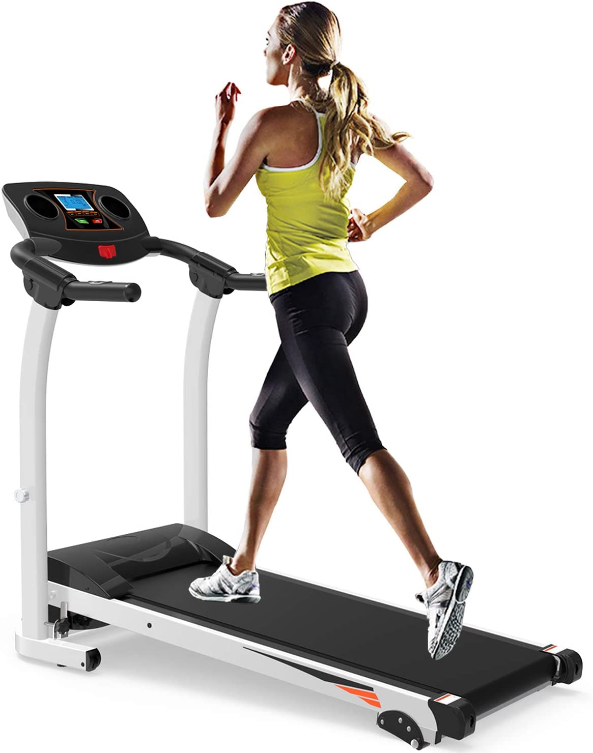 JULYFOX Home Folding Treadmill