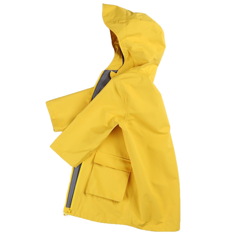 Nanny McPhee Baby Rainwear Unisex Baby Boys Girls Kids Hooded Outwear Raincoat Children Waterproof Coat Jacket