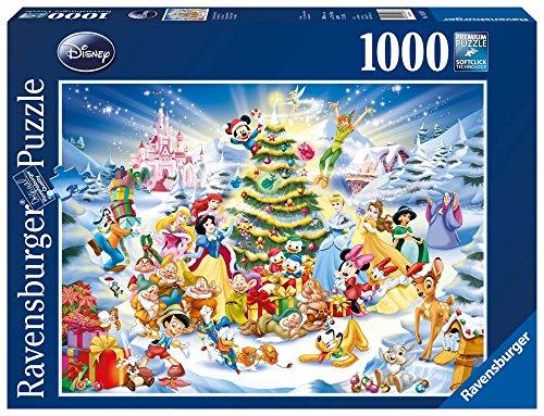 Ravensburger Disney Christmas Eve Jigsaw Puzzle (1000 Pieces) (Jigsaw Ravensburger Puzzles Christmas)