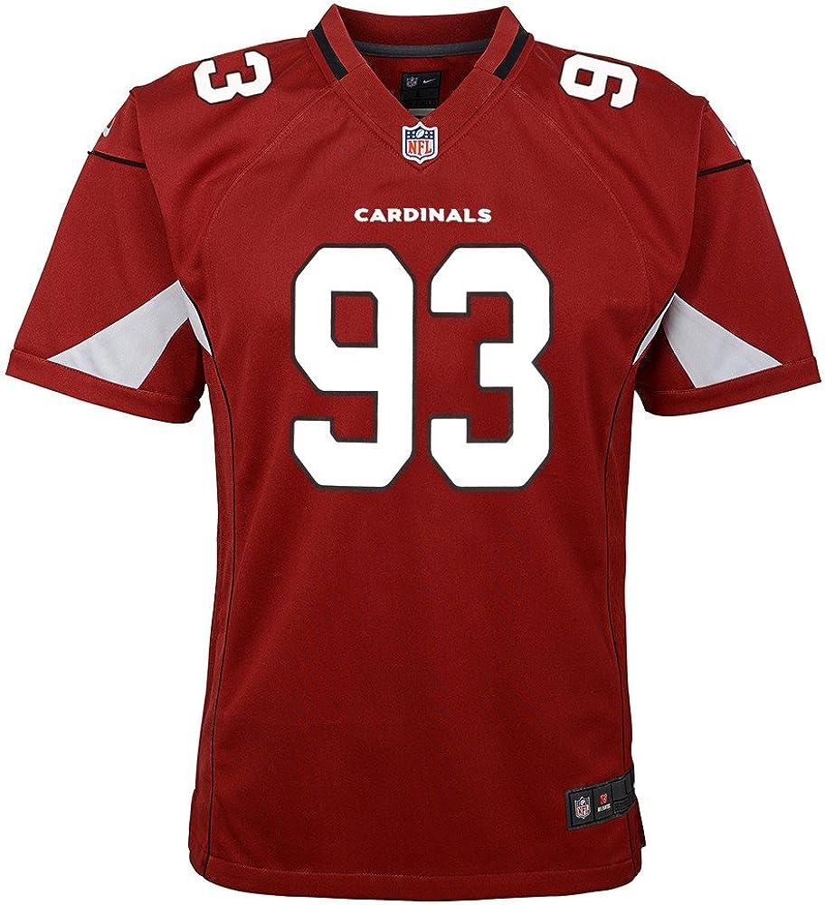 Amazon.com: Nike Calais Campbell Arizonal Cardinals Home Red Game ...