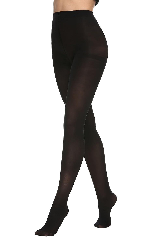 dbcb5fc39 Avidlove Womens Socks Hosiery Tights Control Top Stockings 100 Denier  Pantyhose Black S  Amazon.ca  Clothing   Accessories