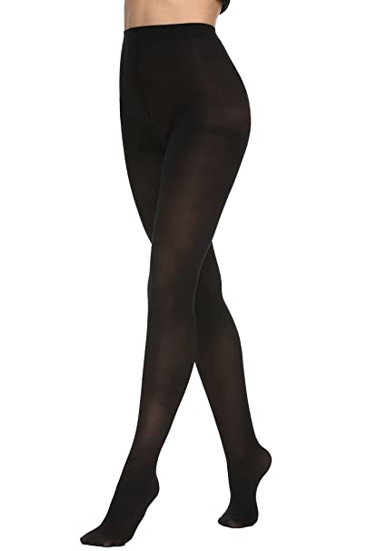b38f2f5a6ed Avidlove Womens Socks Hosiery Tights Control Top Stockings 100 Denier  Pantyhose Black S  Amazon.ca  Clothing   Accessories
