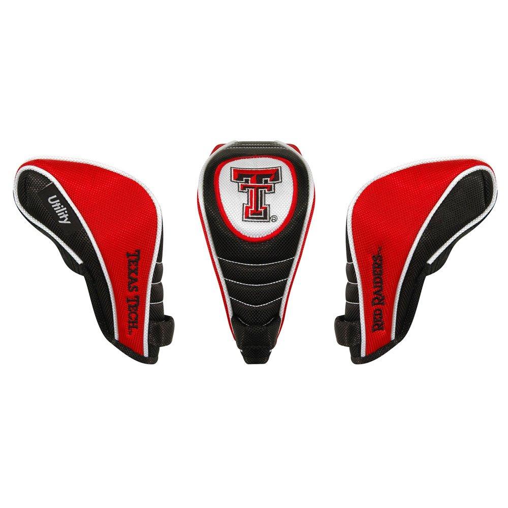 2新しいTeam Effort Texas Tech UniversityレッドRaidersハイブリッドゴルフヘッドカバー B071JZQR19