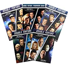 Star Trek I,II,III,IV,V,VI,VII,VIII,IX & X: COMPLETE ORIGINAL 1-10-MOVIE COLLECTION