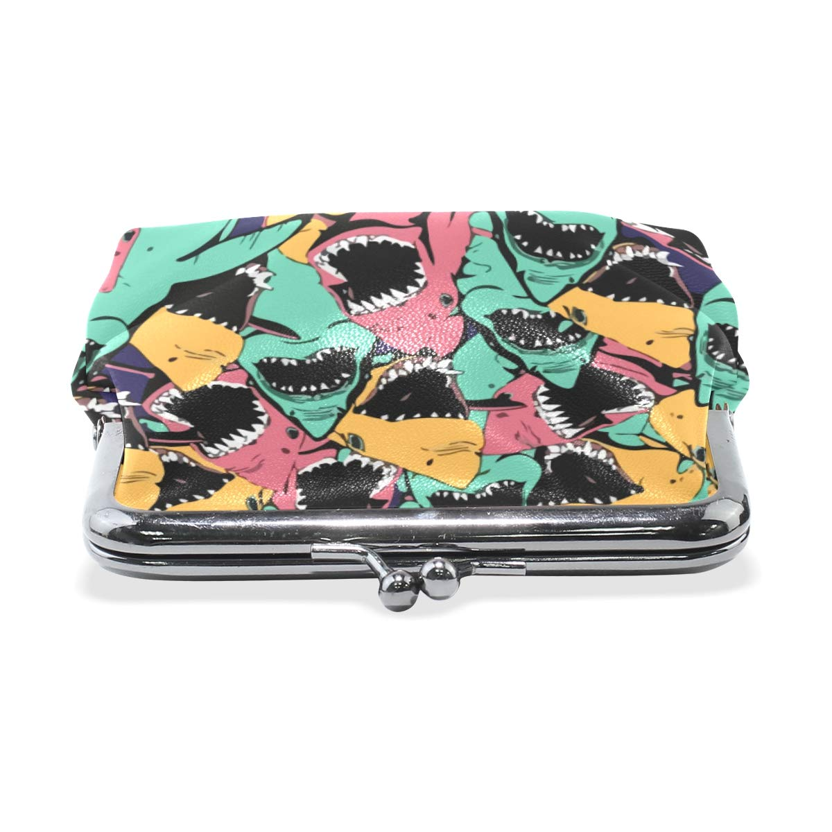 Women Lady Colorful Retro Small Wallet Vintage Flower Clutch Wallet Bag WE