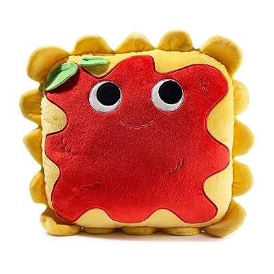 "Kidrobot Yummy World 16"" Large Plush: Al Dente Ravioli: Toys & Games"