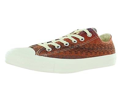 13b1b20e0a760 Amazon.com | Converse Unisex Chuck Taylor All Star Textile Ox Shoes ...