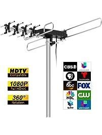 Satellite TV Antennas
