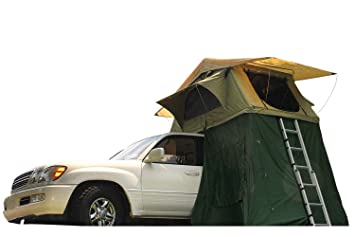 Superieur Camco Vehicle Roof Top Tent With Annex, Sleeps Up To Three, Includes High  Density