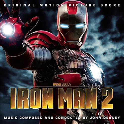 Iron Man 2: Original Motion Picture ()