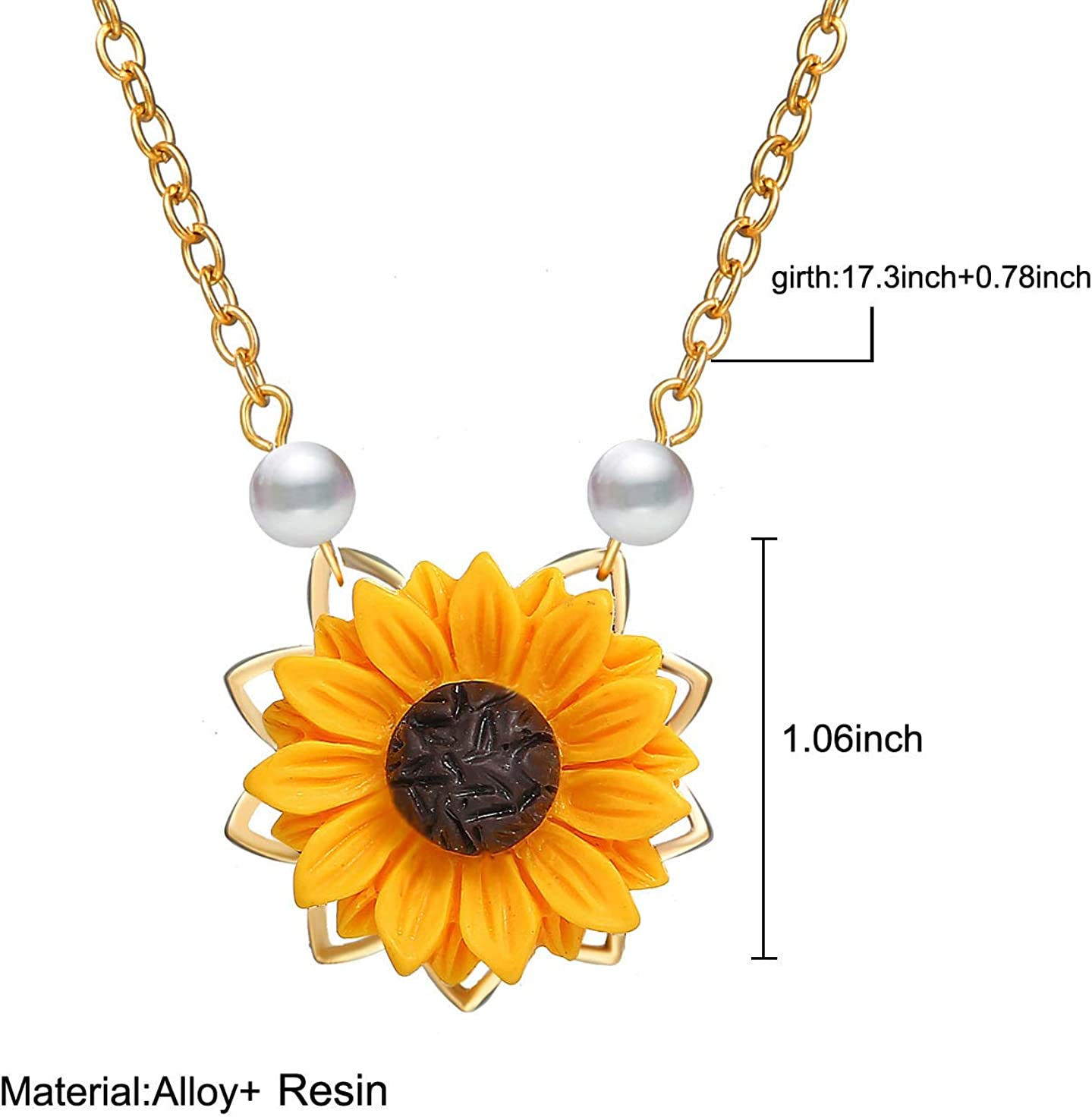Beauty Gift Sunshine Leaves Plant Picture Nature Necklaces Pendant Retro Moon Stars Jewelry