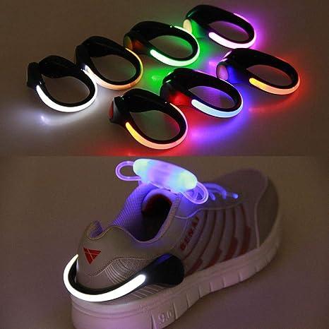 Linda Wellszhangjianbin Zapatos de Seguridad con Clip de Seguridad ...