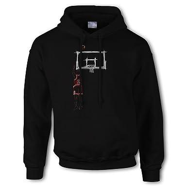 127678361574 Men s NBA Chicago Jordan Last Shot Art hoodie sweatshirt (s)  Amazon ...