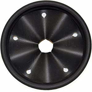 Danco 10428 Garbage Disposal Splash Guard, Black