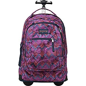 JanSport Driver 8 Rolling Backpack New Style (Multi Diamond Arrows)