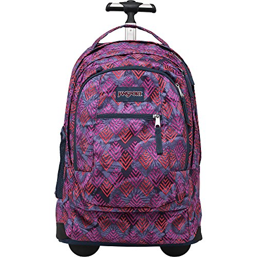 Jansport Driver 8 Rolling Backpack - 7