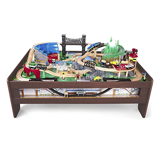 Amazon.com: Imaginarium Metro Line Train Table: Cell Phones ...
