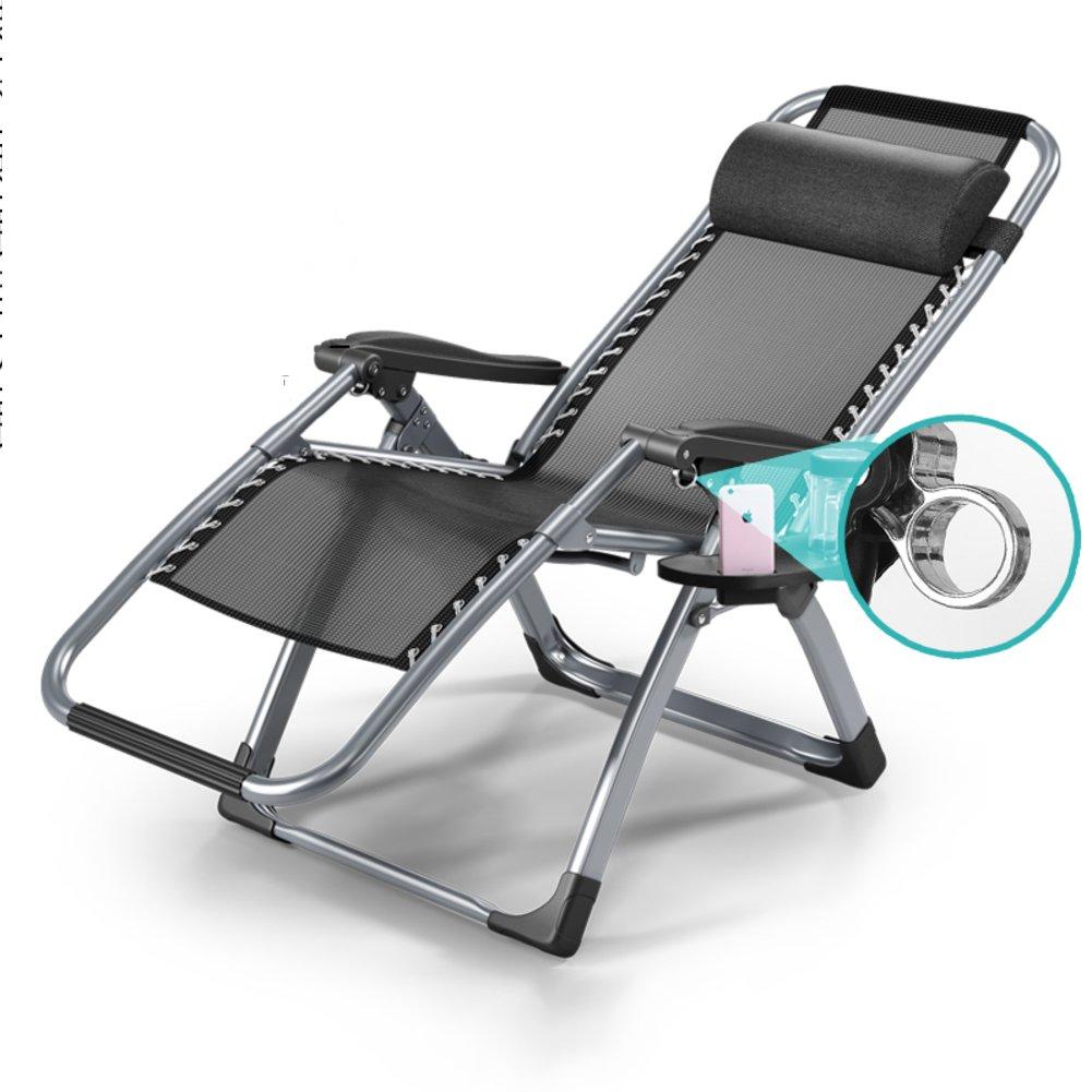 PC CHAIR Zero Gravity Plegables Silla Plegable de Camping ...