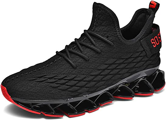 Mesh Red Trend Blade Shoes