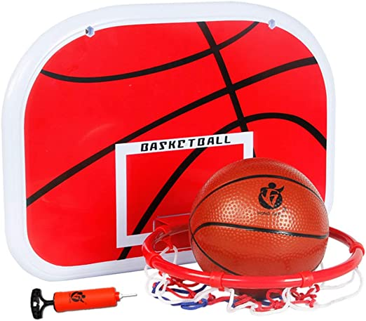 Mini Aro De Baloncesto, Red, Deportes De NiñOs, Kit De Tablero De ...