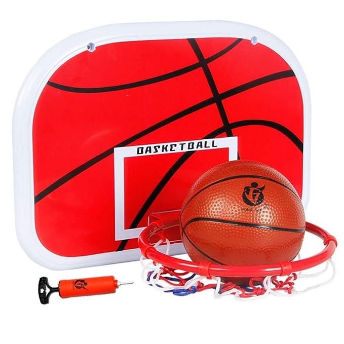 Mini Aro De Baloncesto, Red, Deportes De NiñOs, Kit De ...