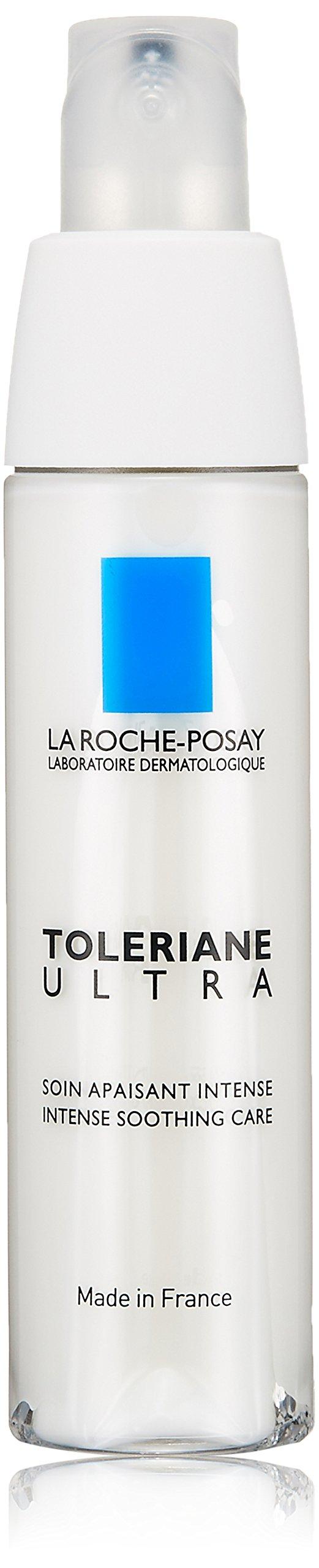 La Roche-Posay Toleriane Ultra Intense Soothing Facial Moisturizer for Sensitive Skin, 1.35 Fl. Oz.