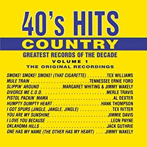 40's Hits/Country