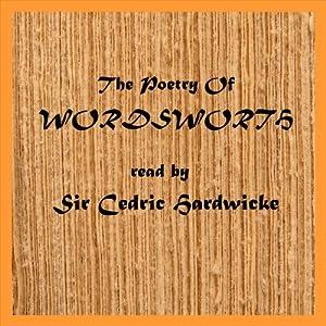 The Poetry of Wordsworth Audiobook