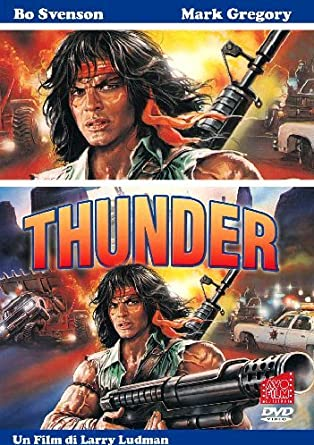 Thunder [Italia] [DVD]: Amazon.es: Francesco De Masi, Mark ...