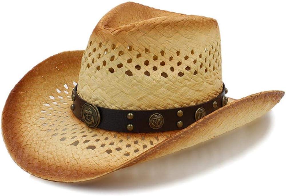 Women Western Cowboy Hat...