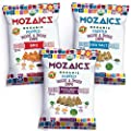 Mozaics Organic Popped Veggie & Potato Chips