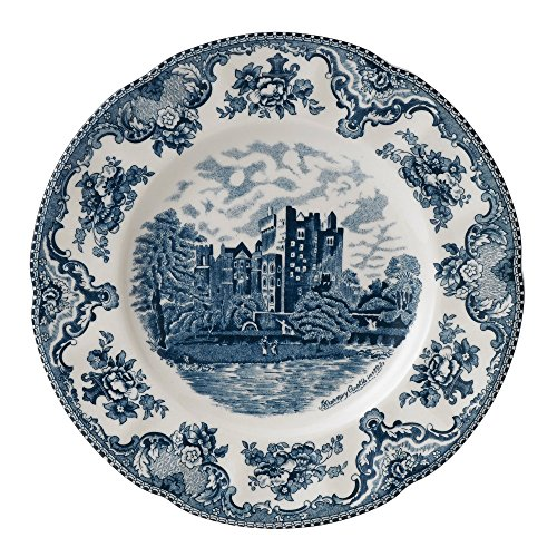 Johnson Brothers Old Britain Castles Blue Dinner Plate 10