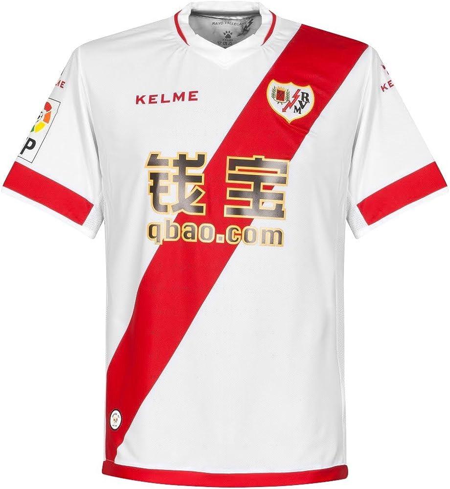 Kelme - Camiseta de la primera equipación del Rayo Vallecano ...