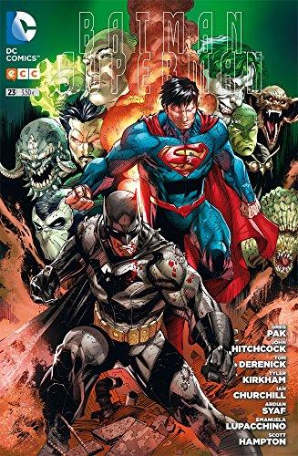 Descargar Libro Batman / Superman Núm. 23 Greg Pak