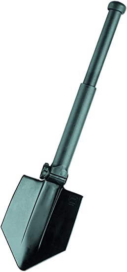 Glock Unisex feldspaten Longitud Abierto 62/cm/ /Pala Plegable